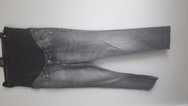 H&M jeansy ciążowe 42