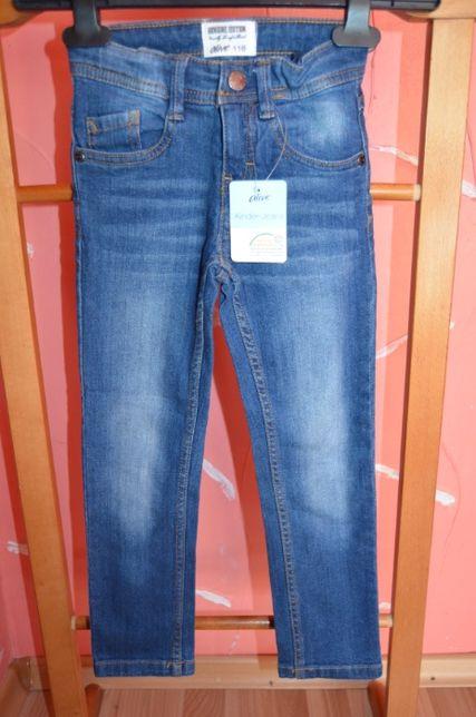 Новые джинсы skiny для мальчика Alive р.116