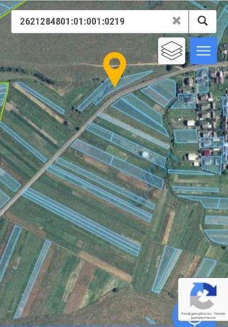 Продам земельну ділянку під забудову в селі Крилос