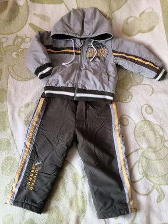 Продам костюм на мальчика деми