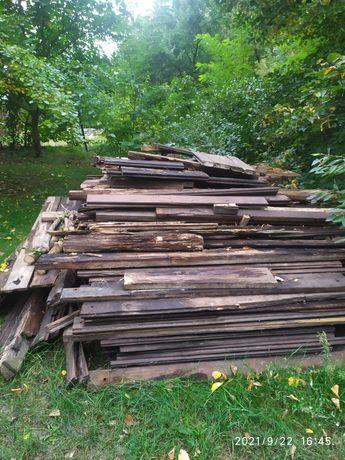 Отдам дрова  бесплатно