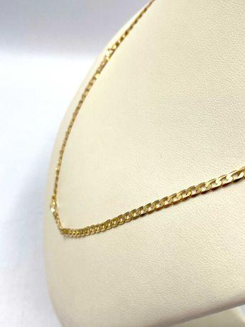 Nieużywany złoty Łańcuszek Pr. 585 Waga: 8,03 G PLUS LOMBARD