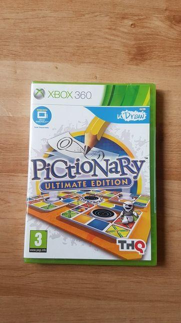Nowa Gra pictionary ultimate U draw na xbox 360.
