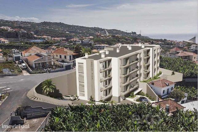 NOVO apartamento moderno T2 - Câmara de Lobos - Vista Mar