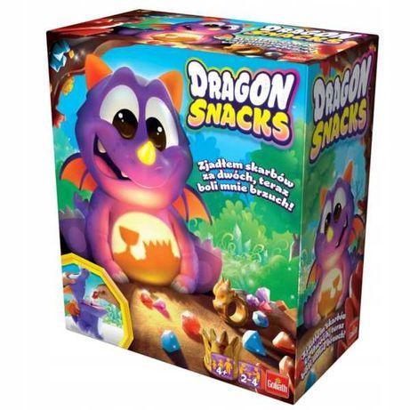 Dragon snacks gra rodzinna