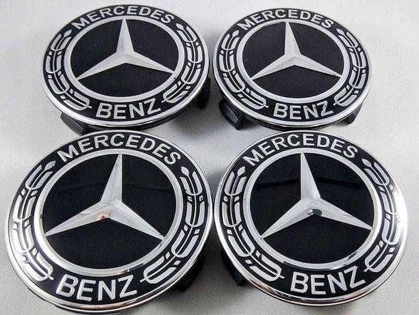 Mercedes Dekielki Dekielek Komplet 4sztuki Nowe