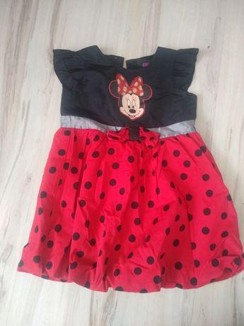 Sukienka przepiękna 3-4latka