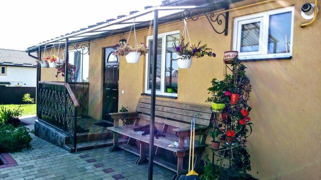 будинок з ділянкою 12соток, с. Вислобоки (10км від Львова)