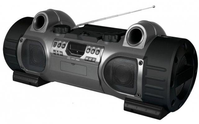Przenośne radio Sencor SPT 330 (tuner FM, CD-R/RW, MP3, USB i karty SD
