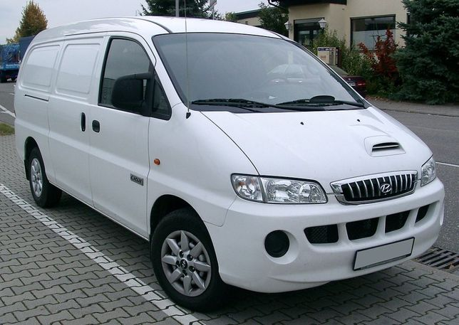 Авторозборка Hyundai H-1 (1997-2007) Розборка Хюндай Н1
