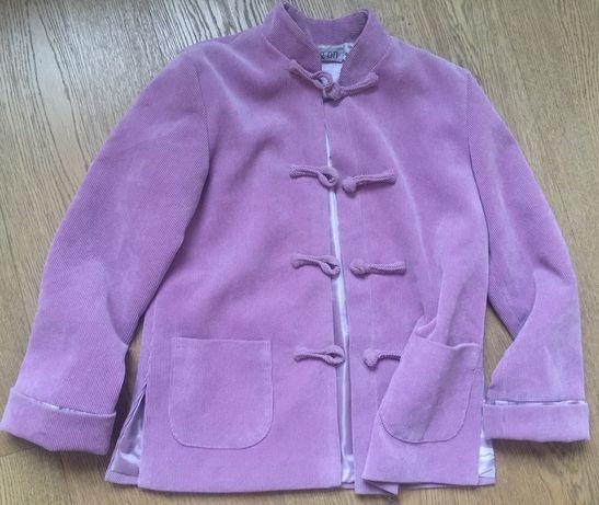 Пиджак вельвет Англия куртка 5-7л 116-120см