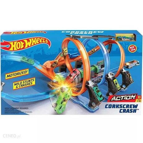 Hot Wheels Pętle grozy