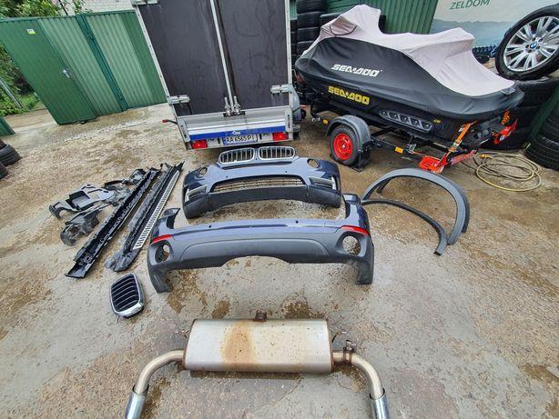 Разборка БМВ Х5 Х6 Е70 Е71 Ф15 Ф16 ШРОТ BMW X5 X6 F15 F16 бампер капот