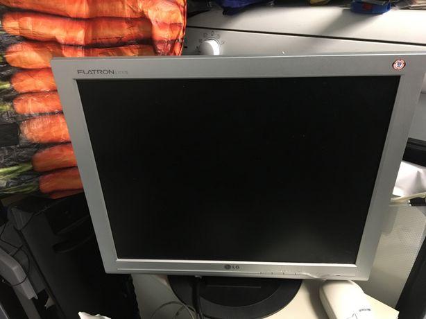 """LCD LG 17"""" entrada vga"""