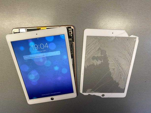 Замена стекла дисплея iPad 2 3 4 Air 2017 18 Pro 9.7 10.5 12.9 11 10.2