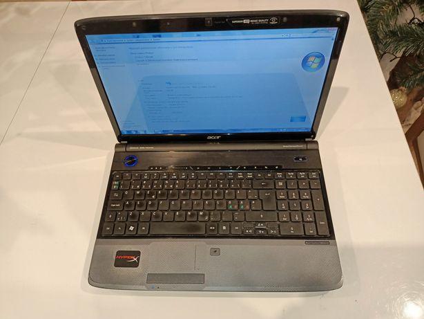 acer 5739g stan dobry z dyskiem SSD 256