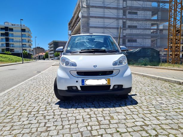 Smart ForTwo Cabrio Versão Pulse