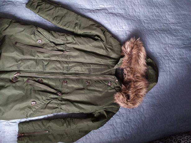 Поміняю зимову жіночу куртку Medicine, р.38