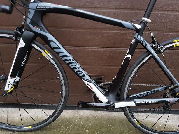 Rower szosowy carbon Willier triestina gtr, Shimano 105, roz. M