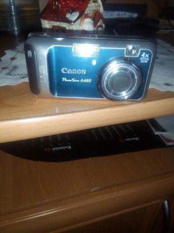 Aparat Canon PowerShot A460