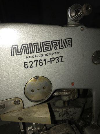 Петельная машина минерва minerva