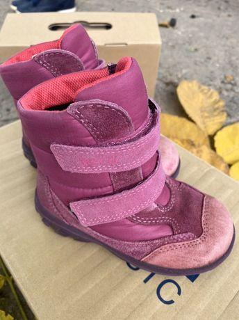 Ботинки, сапожки ессо