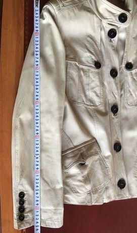 Куртка кожаная burberry
