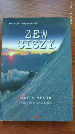 Książka Zew Ciszy - Joe Simpson Tanio!