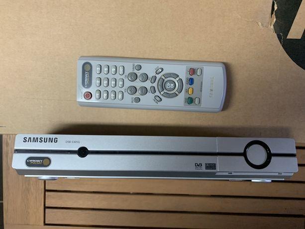 Tuner satelitarny Samsung