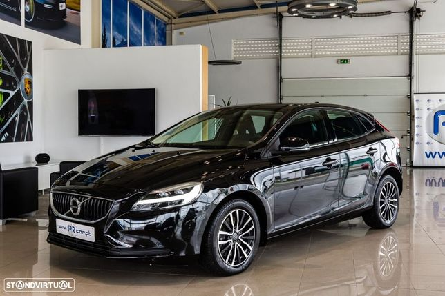 Volvo V40 T2 Black Edition Geartronic