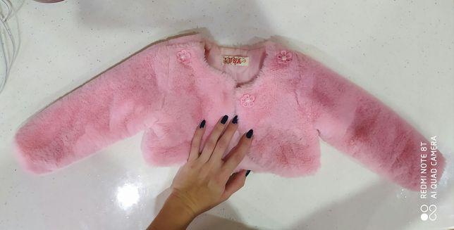 Балєро для дівчинки