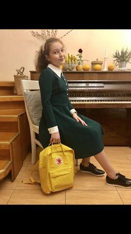 Стильное платье 34 р на девочку подростка