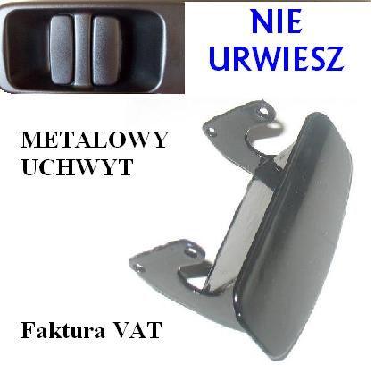 klamka drzwi bocznych Renault Master Movano METAL