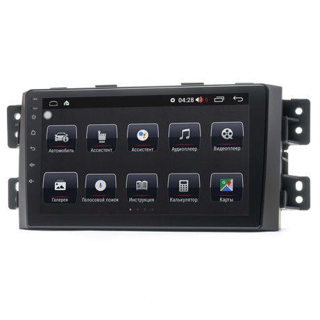 Штатная магнитола Prime-X для KIA Mohave HM с CarPlay и AndroidAuto.