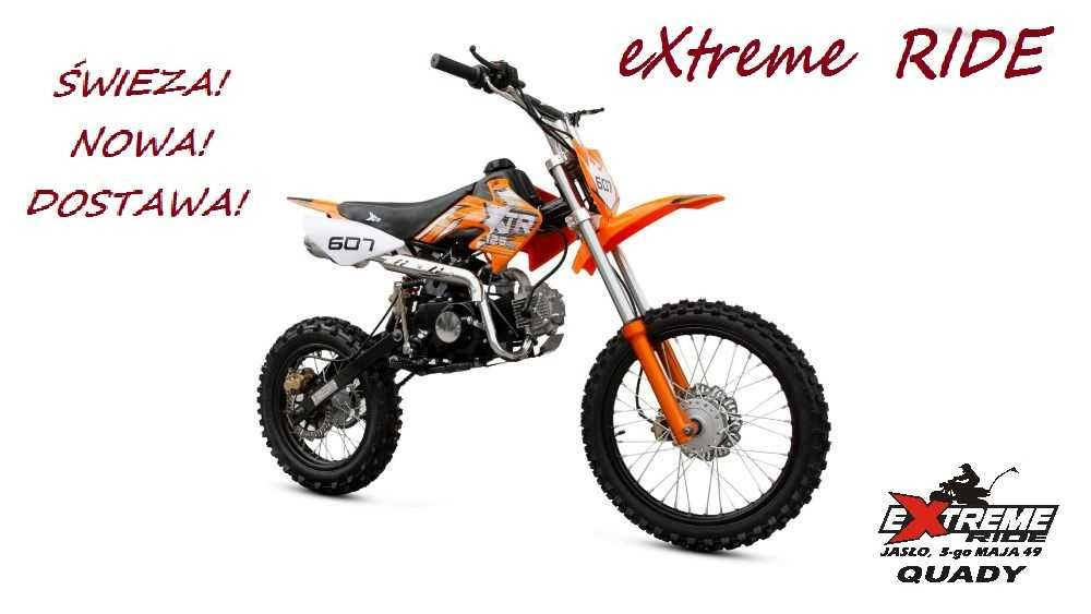 Cross 125 XTR 607 17/14'' Extreme Ride
