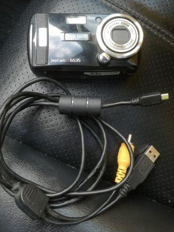 Aparat fotograficzny kamera cyfrowa 6 mb + karta pamieci