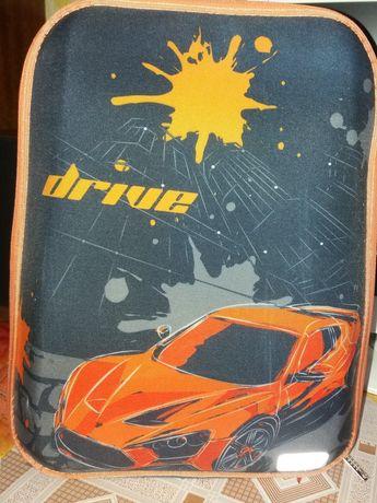 Школьный рюкзак НОВЫЙ ZIBI Shell DRIVE ,ортопедическая спинка