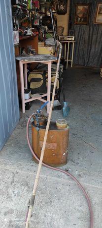 Máquina de sulfatar antiga