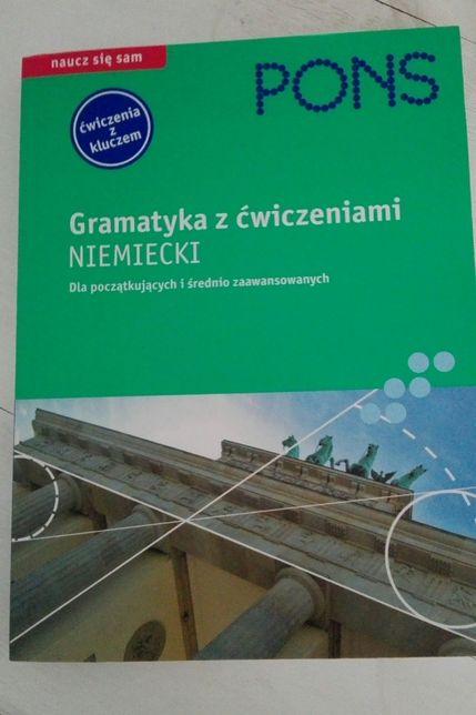 Gramatyka z ćwiczeniami J. NIEMIECKI