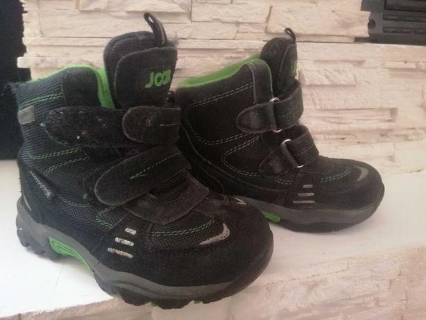 Термо ботинки зимние для мальчика
