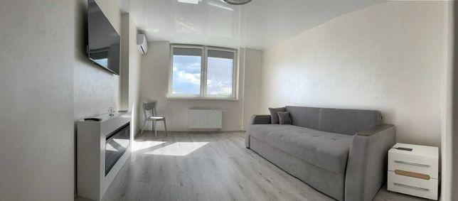 Стильная квартира с  дизайном на Крушельницкой 15в