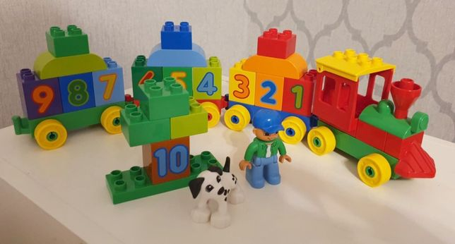 Lego Duplo 10558 Ciuchcia klocki