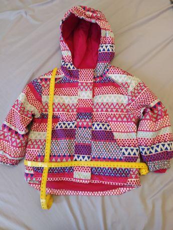 Narciarska kurtka dziewczęca