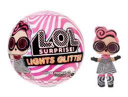 Кукла ЛОЛ Мерцающий сюрприз лайтс. lights L.O.L. SURPRISE! 564829