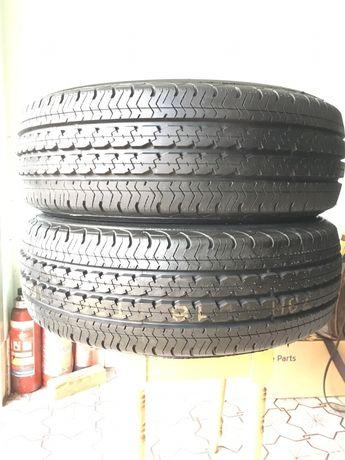 215/65/R16C 109/107R Pirelli Chrono резина шины покрышки пара 2 шт.