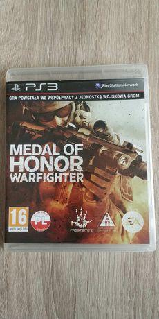 Medal od Honor warfighter pl, Gra na PS3