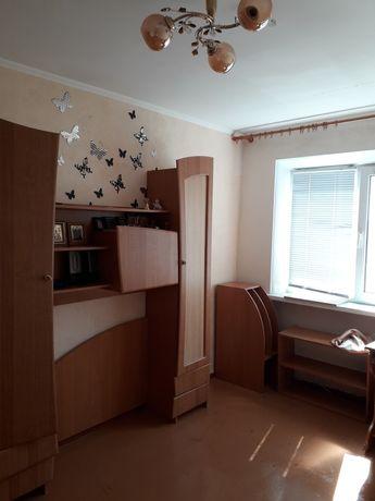 Двухкомнатная квартира на Школьном, 3 этаж