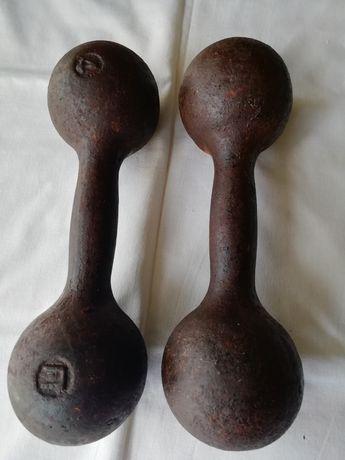 Гантели СССР 4 кг