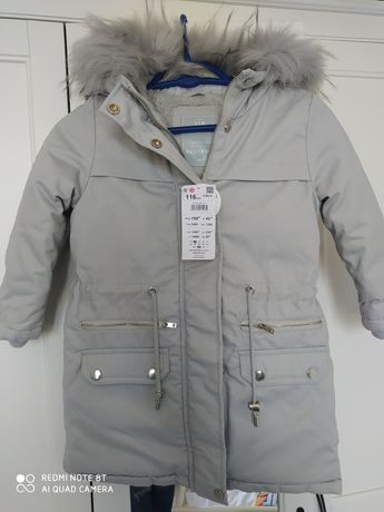 Nowa parka Reserved 116
