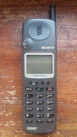 Телефон Sony CMD-X2000
